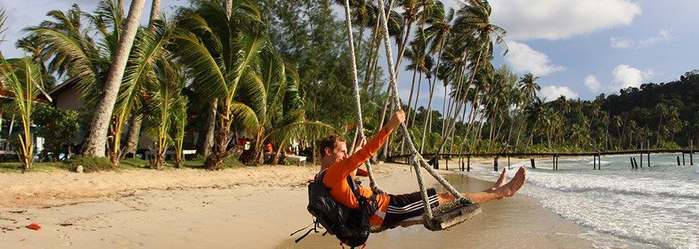 Eilanden Thailand - Koh Kood