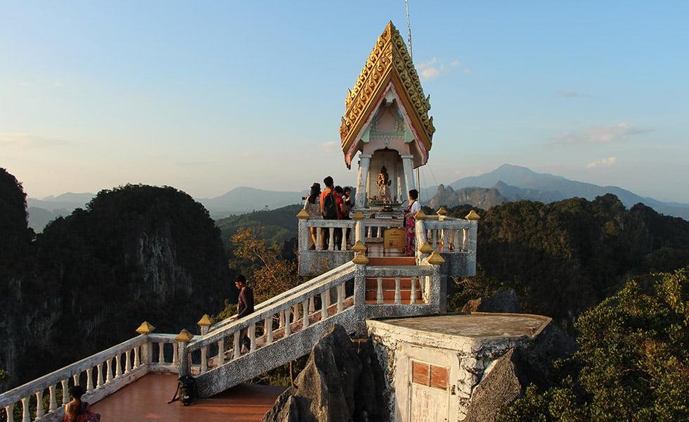 Tiger Cave Tempel Krabi