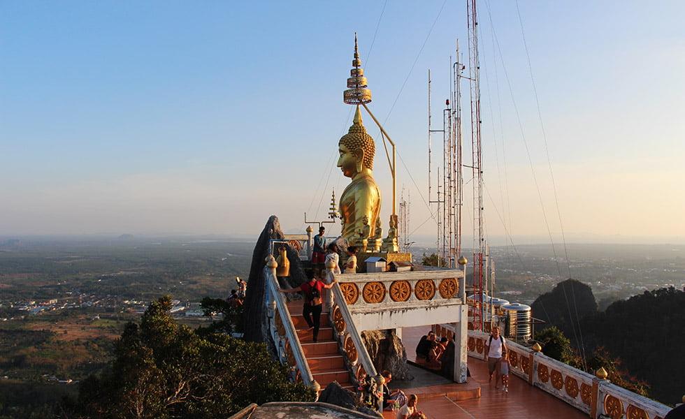 Tiger Cave Tempel Buddha