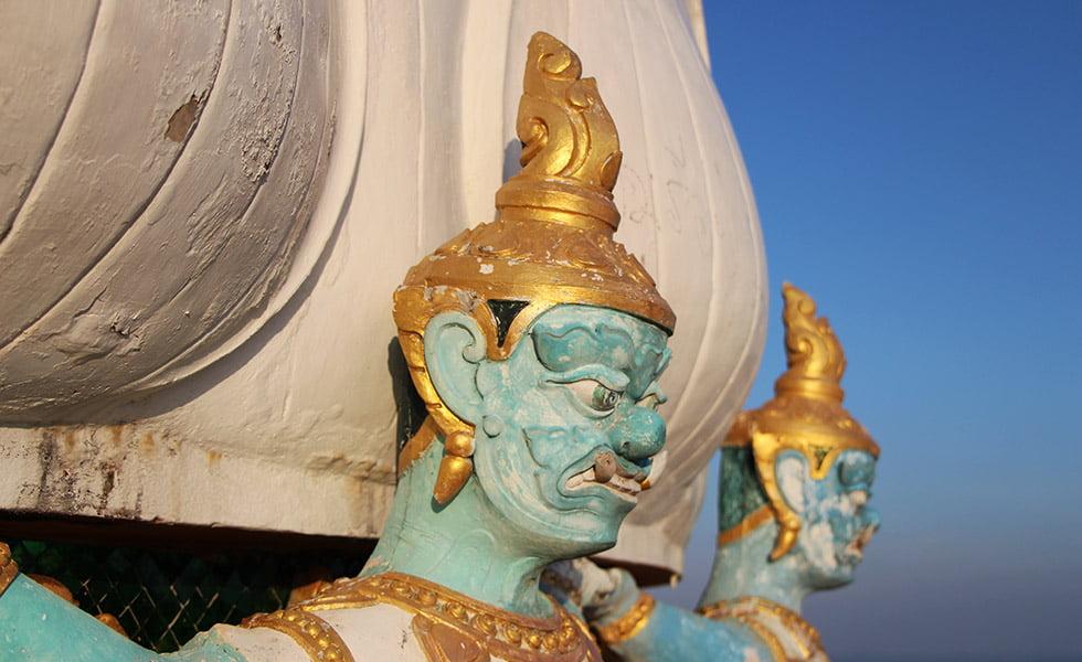 Tiger Cave Tempel Buddha2
