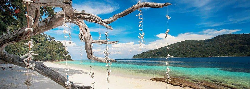 Eilanden Thailand - Koh Lipe