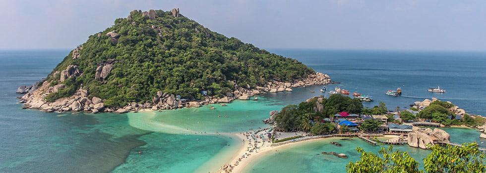 Eilanden Thailand - Koh Nang Yuan
