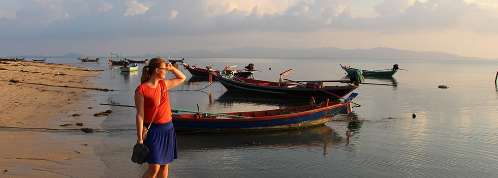 Eilanden Thailand - Koh Phangan