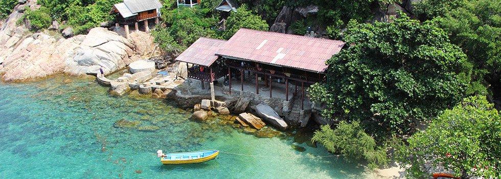 Eilanden Thailand - Koh Tao