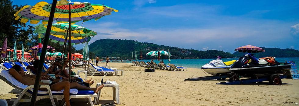 Eilanden Thailand - Phuket - Foto: Luke Ma