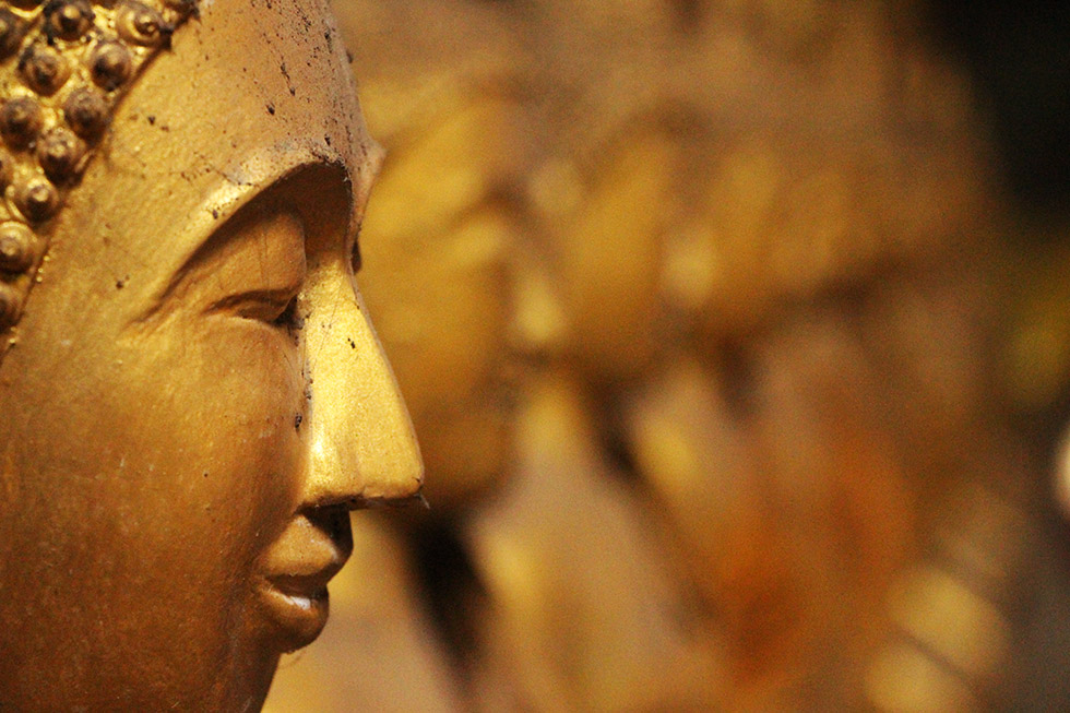 Khao Luang Cave Boeddha