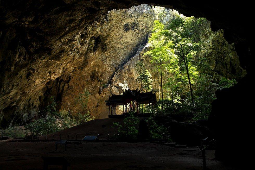 Phraya Nakhon Cave tempel