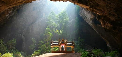 tempel grot hua hin