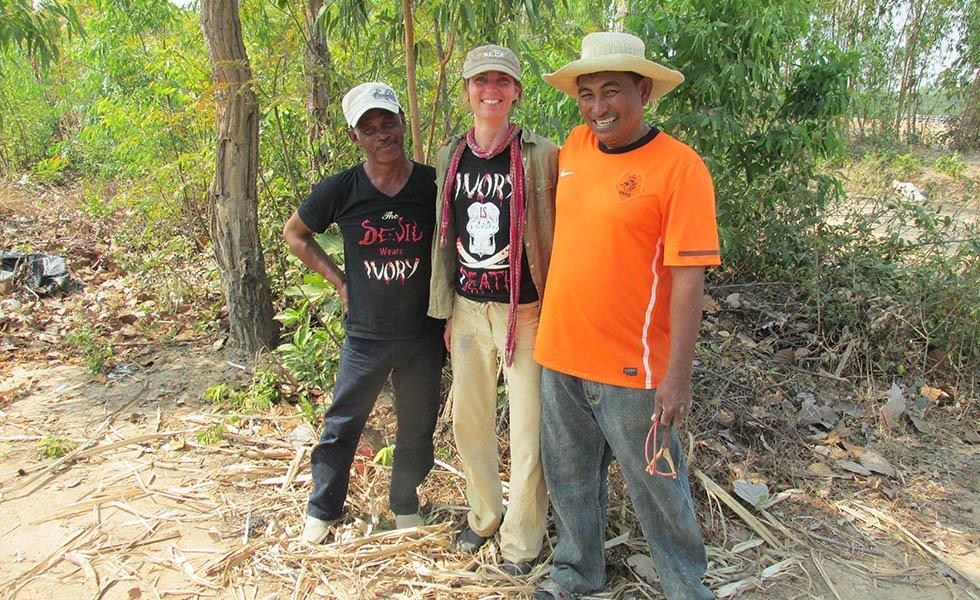 Surin Project Tong Dee, Marleen, Sarot