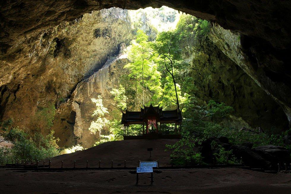 Tempel Cave Hua Hin