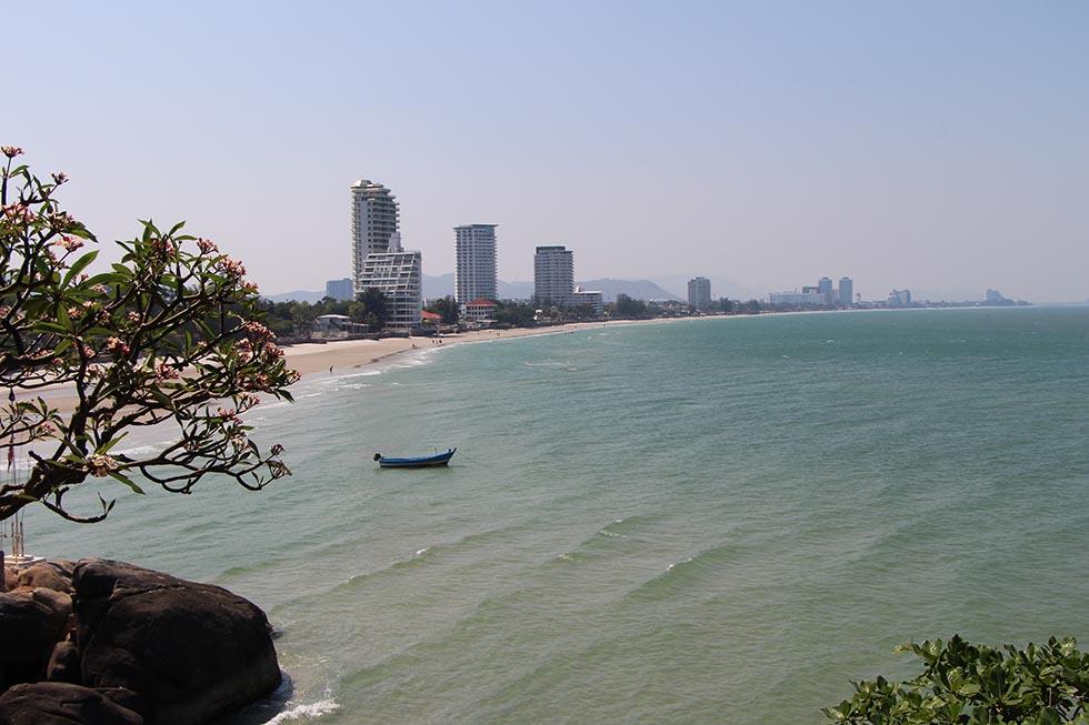 Hua Hin uitzicht