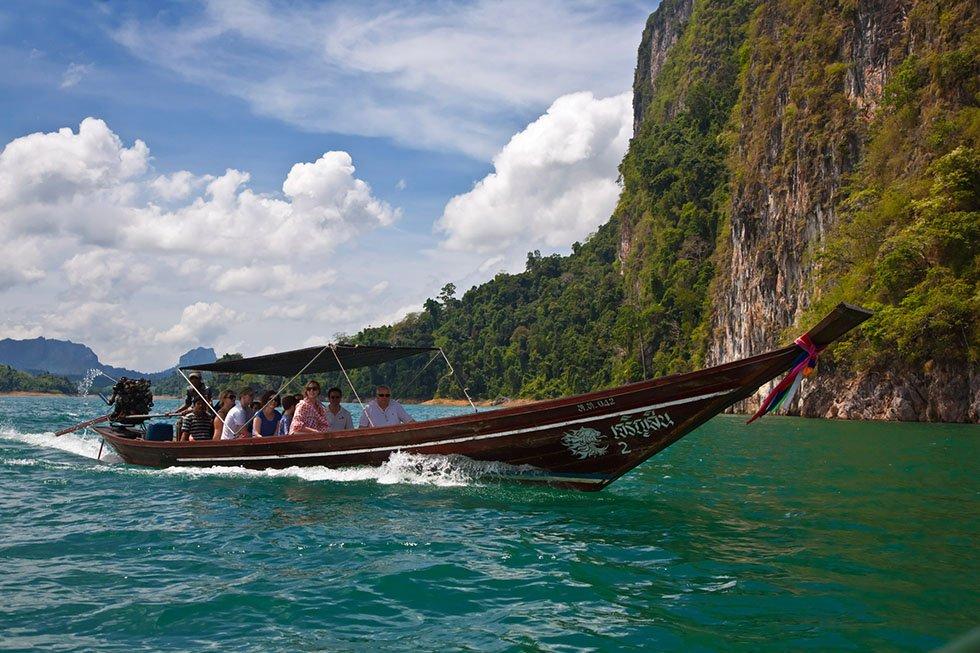 Khao Sok Lake adventures