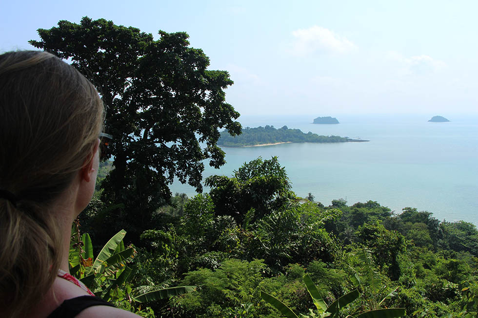 Uitkijkpunt Koh Chang