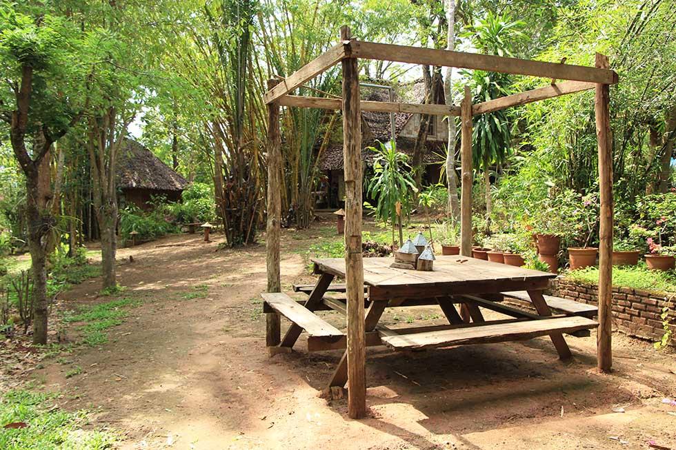 Sang Ton Huts Mae Hong Son