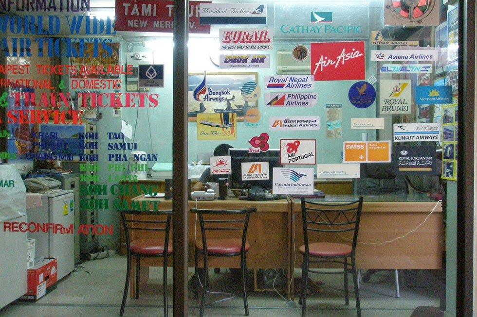 Wees op je hoede bij Thaise reisbureau's