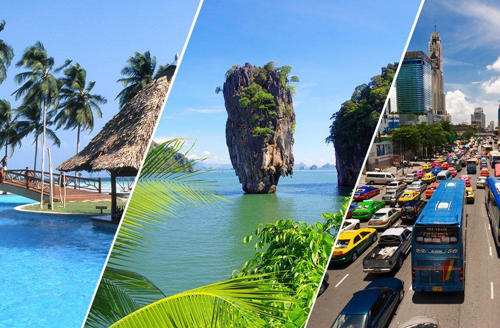 thuis of in thailand regelen