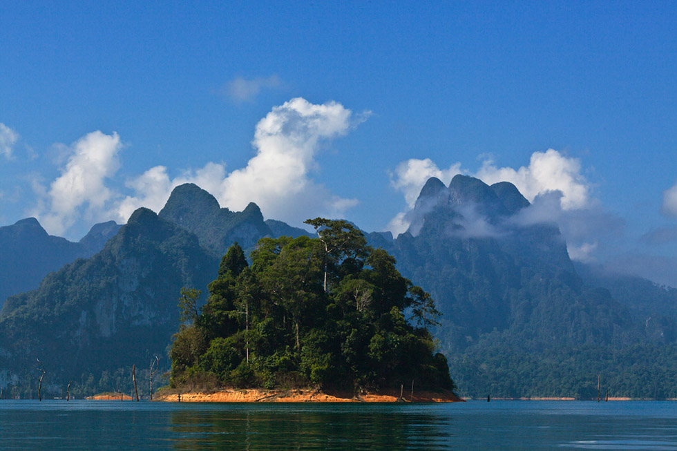 Khao Sok National Park Lake