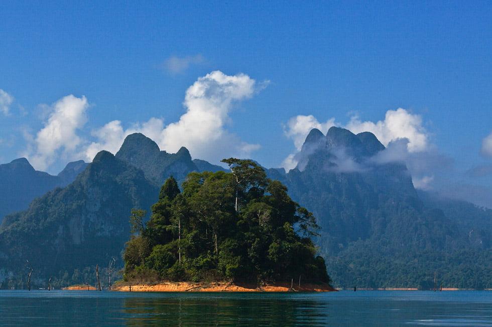 Khao Sok National Park Lake