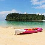 Koh Rok: kamperen op een onbewoond eiland