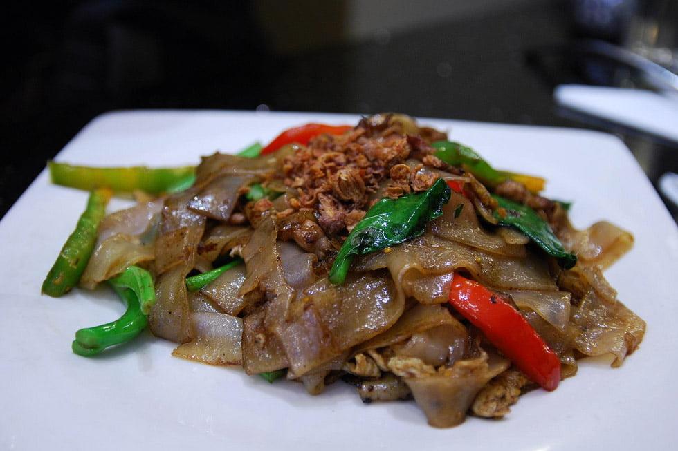 Thaise gerechten - Pad See Ew