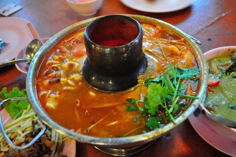 Thaise gerechten - Tom Yam