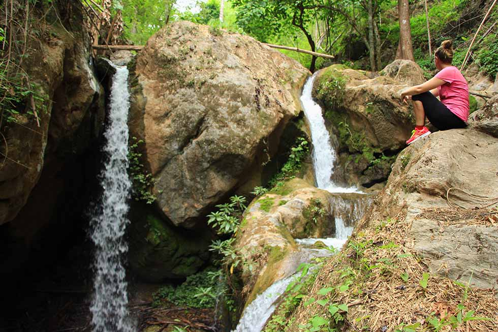 Hua Chang Waterval Mariska