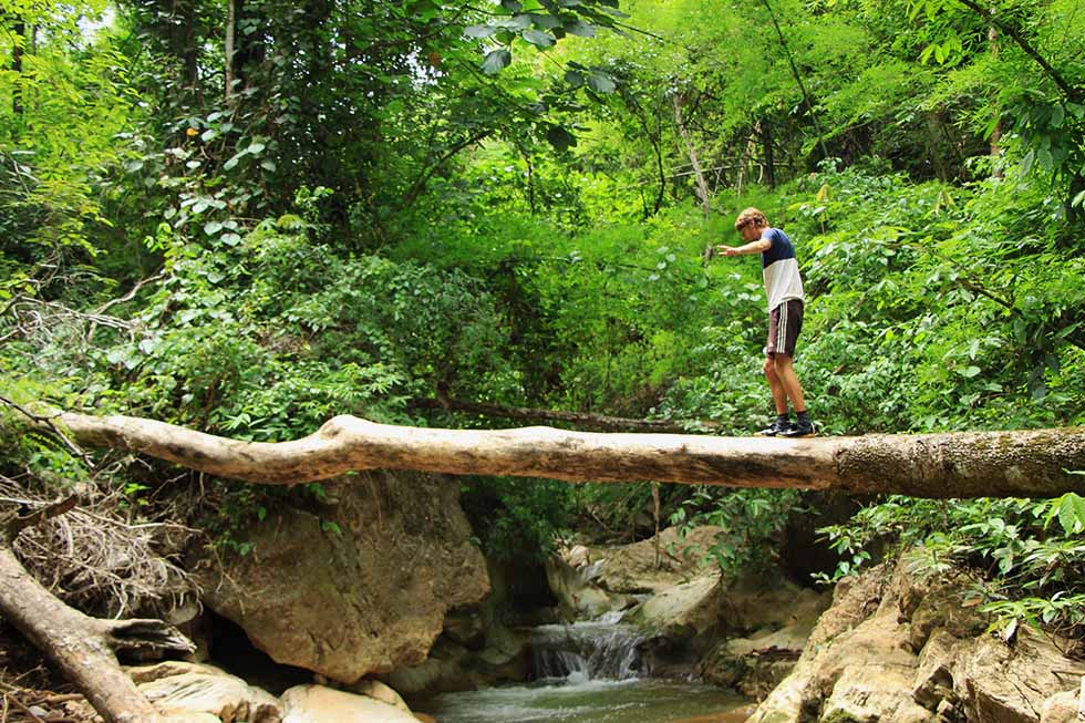 Hua Chang Waterval