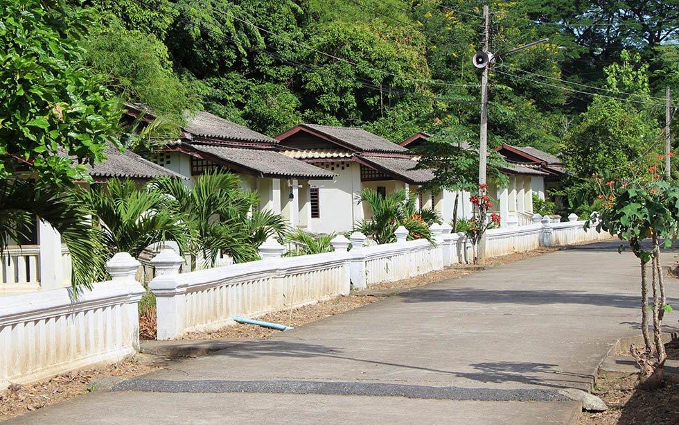 Lepra dorpje Chiang Mai