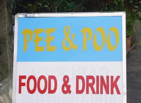 Pee & Poo