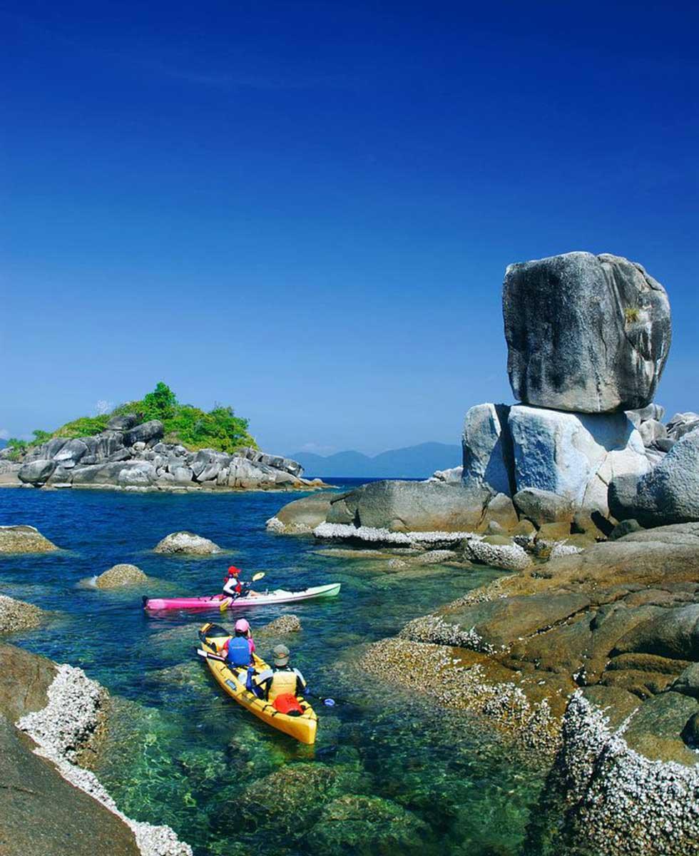 Kayakken Surin Thailand