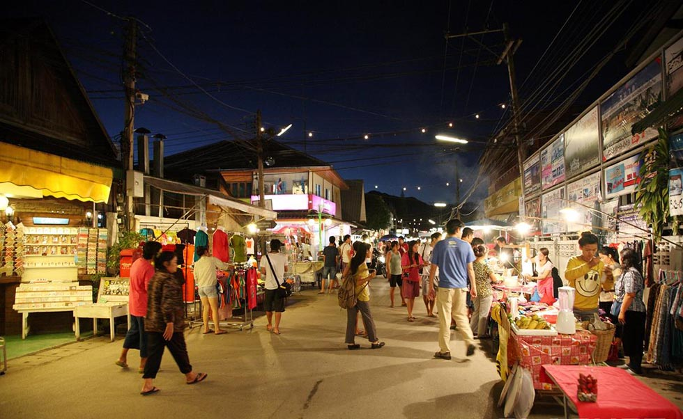 Walking Street Pai