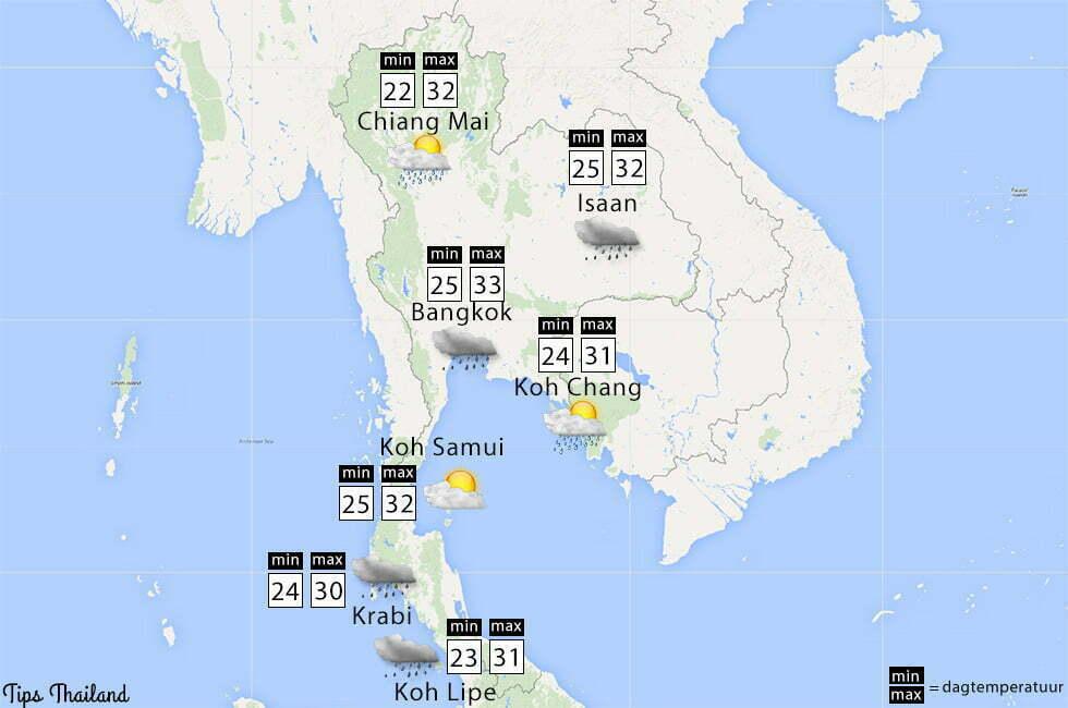 weer tips thailand september