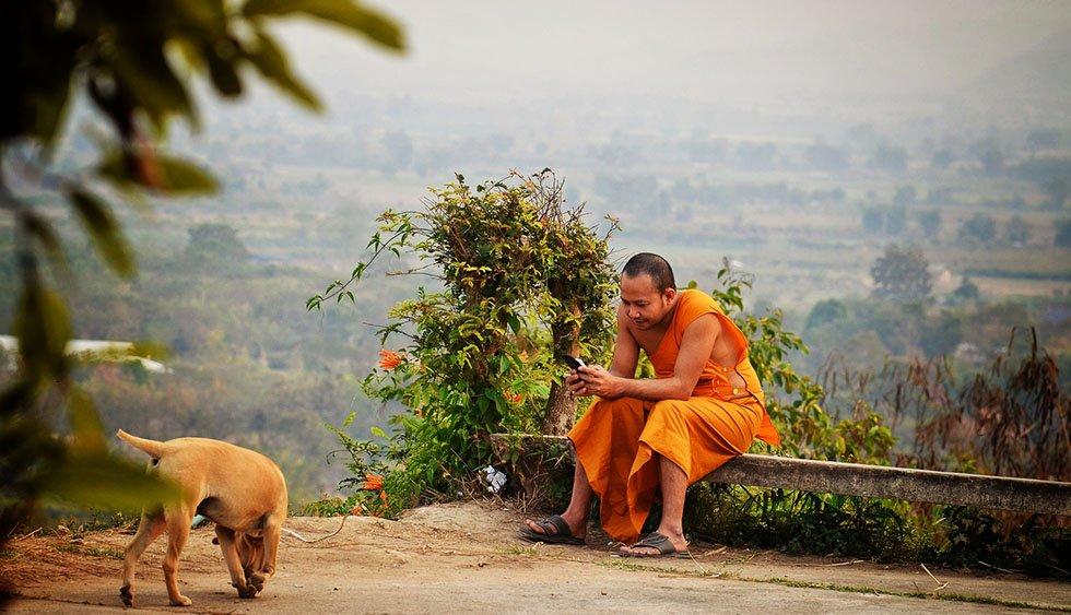 Bellen in Thailand