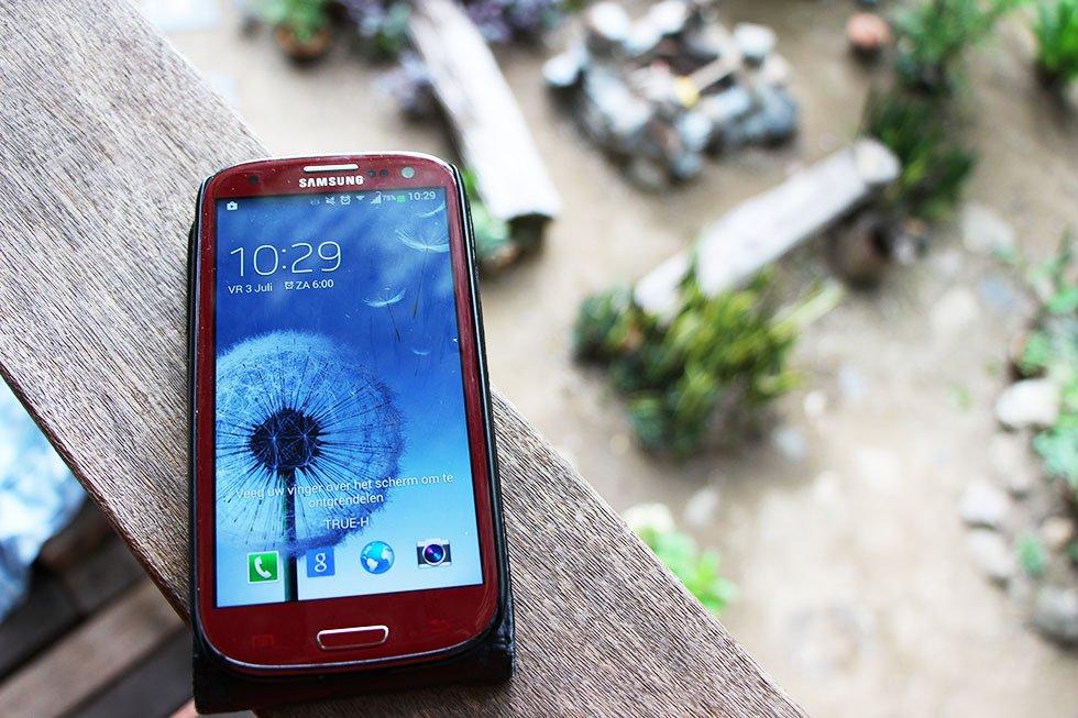 Mijn smartphone
