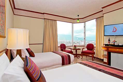 Duangtawan Hotel inChiang Mai
