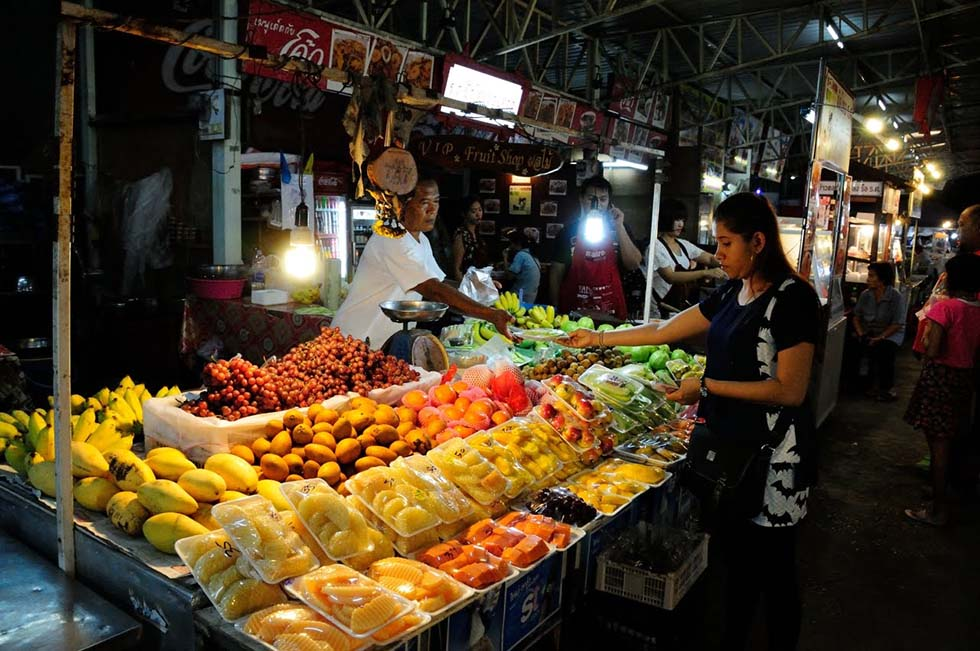 Night Market Phimai