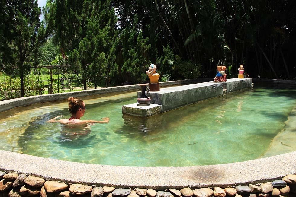Pai Hotsprings Resort Mineral Pool