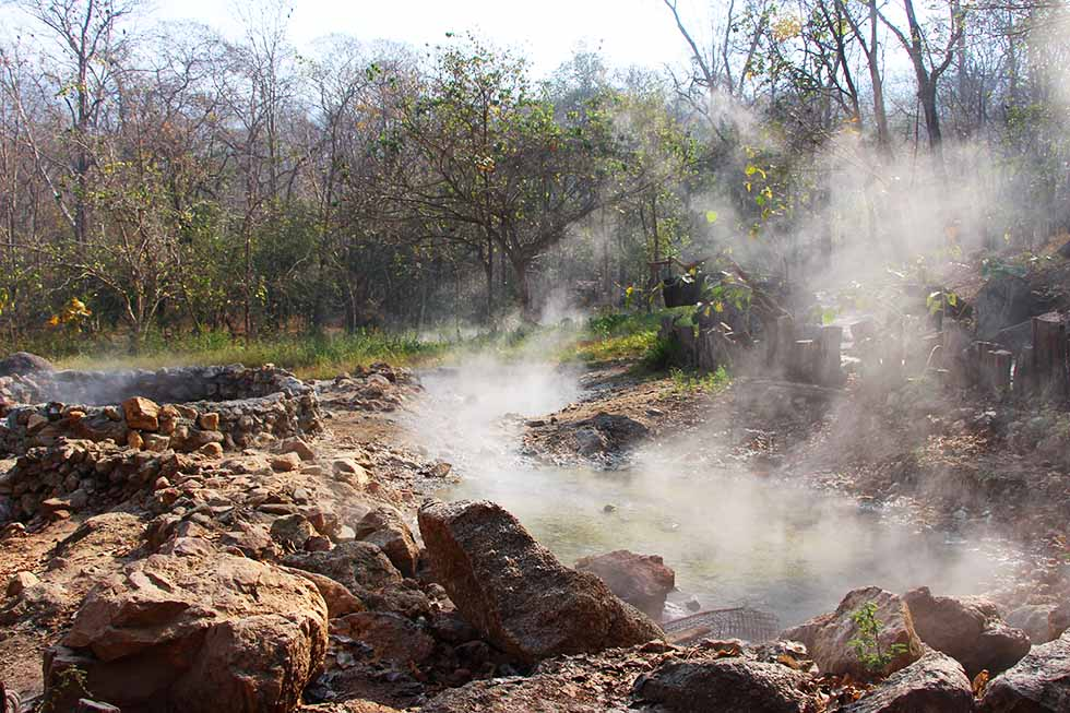 Hot springs Pai