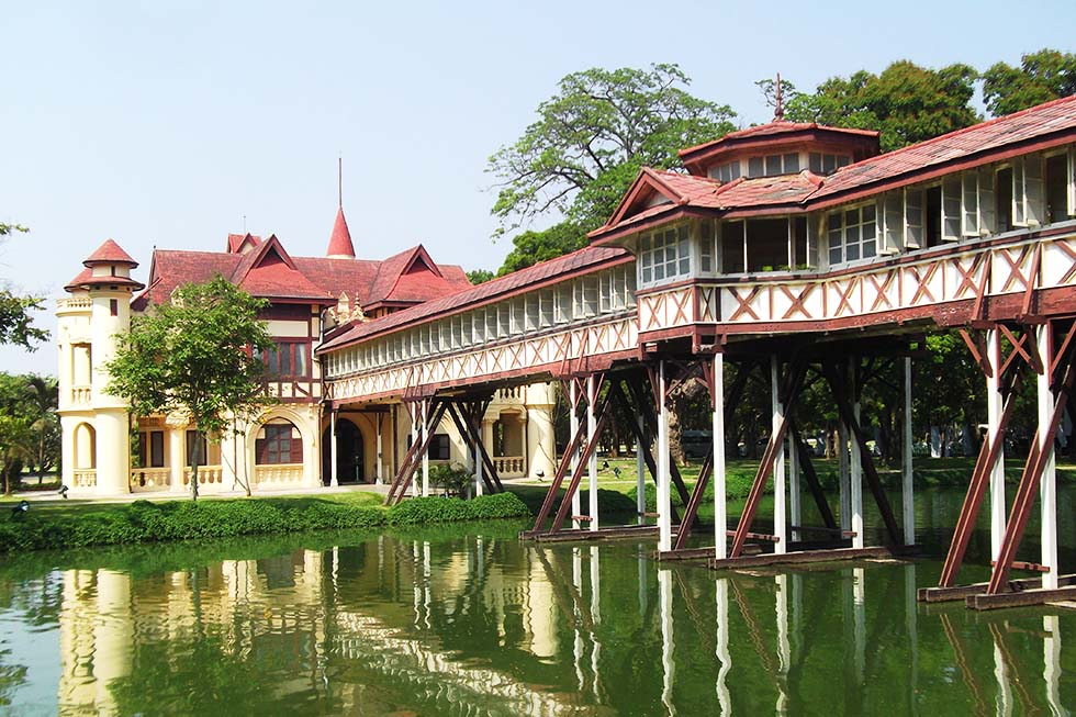 Sanam Chan Palace - Thailand met kinderen