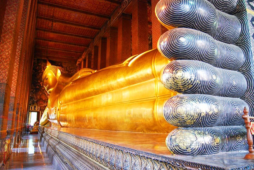 Wat Pho - Bezienswaardigheden Bangkok