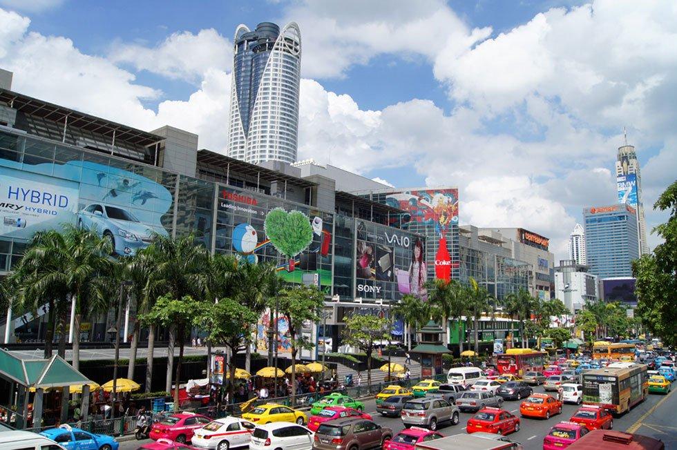 Central World Bangkok - Bezienswaardigheden Bangkok