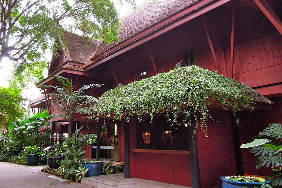 Jim Thompson's House - Bezienswaardigheden Bangkok