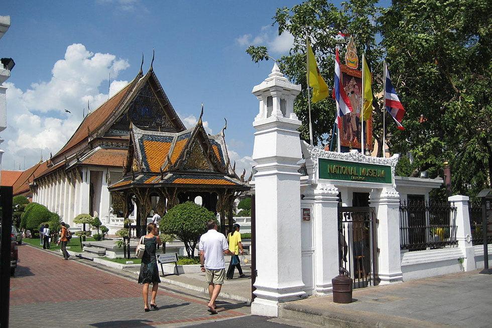 National Museum Bangkok - Bezienswaardigheden Bangkok