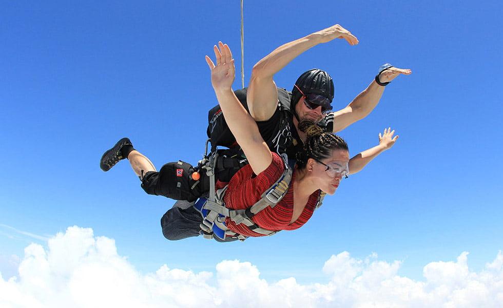 Parachute Sprong Pattaya
