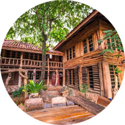 Riverside House via Airbnb