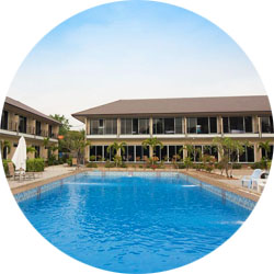 Sky Resort in Kanchanaburi
