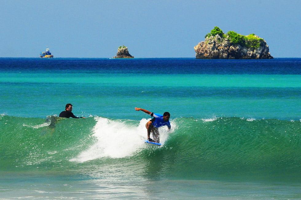 Surfen Thailand