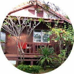 Thai Garden Inn in Kanchanaburi