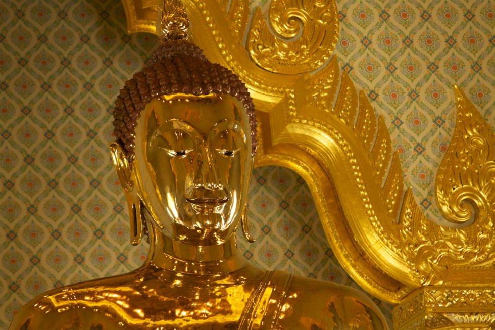 Gouden Boeddha Wat Traimit - Bezienswaardigheden Bangkok