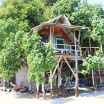 Apache Bungalows op Koh Samet